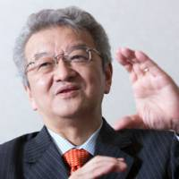 Contender?: Takatoshi Ito, dean of the University of Tokyo's Graduate School of Public Policy, is interviewed Thursday in Tokyo. | BLOOMBERG