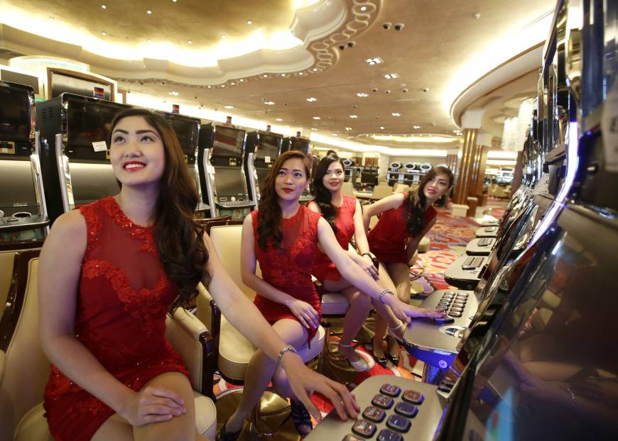 Resorts world manila casino dealer pex