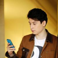 Nick D'Aloisio, creator of Summly | BLOOMBERG