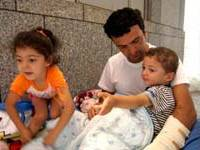 Kurdish asylum-seekers stage sit-in in Shibuya