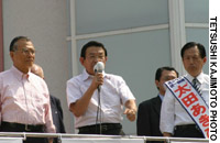 Upcoming election to put LDP-Komeito cooperation to test