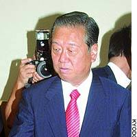 Ozawa might throw hat into ring for DPJ chief