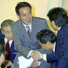 Maehara posts junior ranks but Hatoyama is DPJ's No. 2