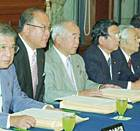 LDP OKs postal reform; dissent a notable no-show