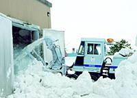 Snow, ice show promise as summer coolants