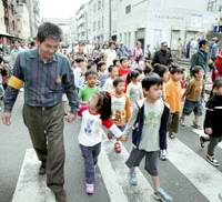 Kotobuki slum slowly cleaning up its act