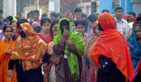 Bangladeshi women are crucial to the country's economic growth, comprising the majority of garment factory workers. | ERIC PRIDEAUX PHOTOS