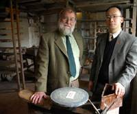 Japanese funds go to restore U.K. potter's studio