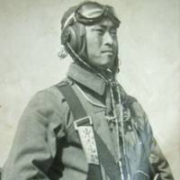 Korean kamikaze: Korean pilot Tak Kyung Hyun appears in an undated photo released by his family and copied by Japanese actress Fukumi Kuroda | AP PHOTO