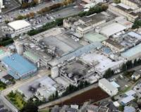 Under the microscope: Itoham Foods Inc.'s factory in Kashiwa, Chiba Prefecture, has become the new focus of the nation's food safety woes. | KYODO PHOTO