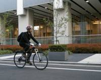 Bikes back in fashion as eco-friendly alternative