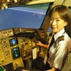 Women's dream of becoming airline pilots getting less elusive
