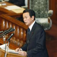 Taro Aso