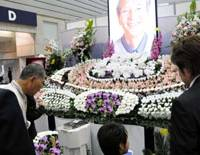 Japan's funerals deep-rooted mix of ritual, form