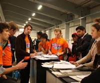 Many lessons learned by students at climate talks