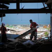 Disasters kick-started dormant volunteer spirit