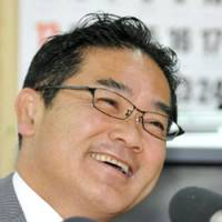 New Ginowan mayor renews Futenma pledge