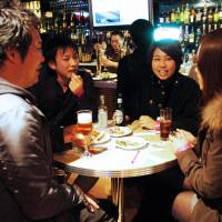 'Machikon' singles' parties help rejuvenate local businesses