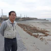 Hamaoka locals evasive on no-nuke future