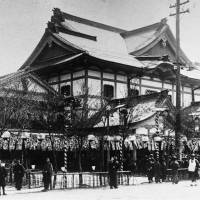 The evolution of Kabuki-za: Its remake in 1911 | KYODO