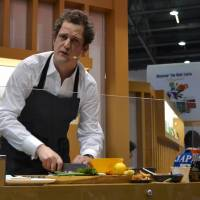 Britain needs Japan food show: chef