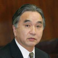 Former reconstruction minister Hirano says he will quit DPJ