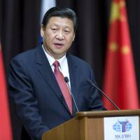 Chinese leader urges preservation of postwar global order
