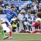 Marquinhos scores twice as Marinos rally past Bellmare