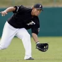 Fighters counting on Nakata with move to outfield