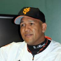 Big Daddy: Alex Ramirez feels better than ever as he prepares for the 2010 season with the Yomiuri Giants. | SATOKO KAWASAKI PHOTO