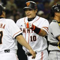 Giants dominate again as Abe wins June MVP