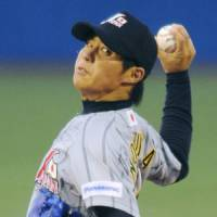 Pitcher's duel: Yusuke Nomura is expected to get the start for Japan against Taiwan. | KYODO PHOTO