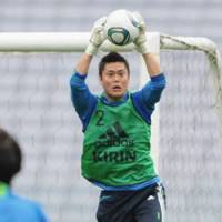 Kawashima ready to lock horns with master Cech