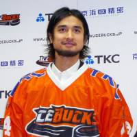Goalie Fukufuji hopes overseas experience helps Icebucks
