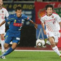 Level playing field keeps Grampus' feet on ground