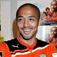 Optimistic: Shimizu S-Pulse's Shinji Ono believes the team can improve on its sixth-place finish last season. | YOSHIAKI MIURA PHOTO