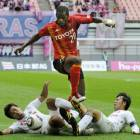 Grampus favored to repeat as J. League champions