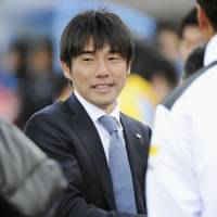 Experienced hand: Kawasaki Frontale manager Naoki Soma earned 58 caps playing for Japan and was a member of the 1998 World Cup squad. | AP PHOTO