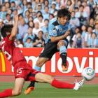 Frontale display impressive verve in win over Antlers