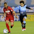 Kobayashi salvages draw for Frontale