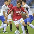 Haraguchi charts path for eventual move to Europe