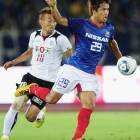 Marinos edge Vissel, extend unbeaten streak