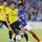 Kashiwa climbs back to top of standings