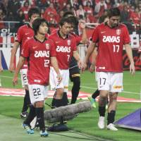 Struggling Urawa falls into relegation zone
