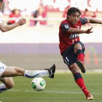 Striker Davi looking to continue Brazilian success at Kashima