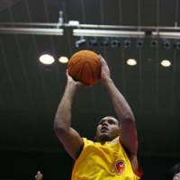 Sendai's Ryan Blackwell averages 17.6 points per game for the Eastern Conference's best team. | SENDAI 89ERS PHOTO
