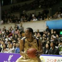 Impact maker: Forward Anthony McHenry has been one of the bj-league's top all-around players this season. A former NBA Development League player, he possesses the ability to have a triple-double in every game. | RYUKYU GOLDEN KINGS / bj-league