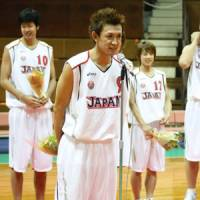 Unfinished business: Takehiko Orimo hopes to realize his dream of one day playing at the Olympics. | KAZ NAGATSUKA