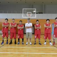 One step at a time: Vlasios Vlaikidis, coach of the expansion Iwate Big Bulls, has modest goals for the team's inaugural season. | IWATE BIG BULLS / BJ-LEAGUE