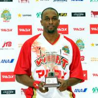 Aoki takes All-Star shooting crown from Okada